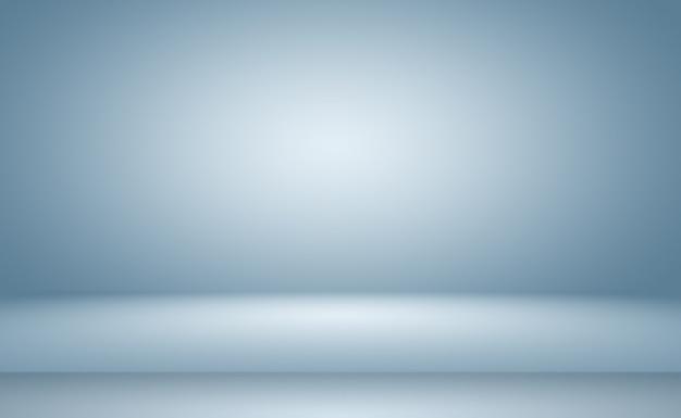 추상 럭셔리 그라데이션 파란색 배경