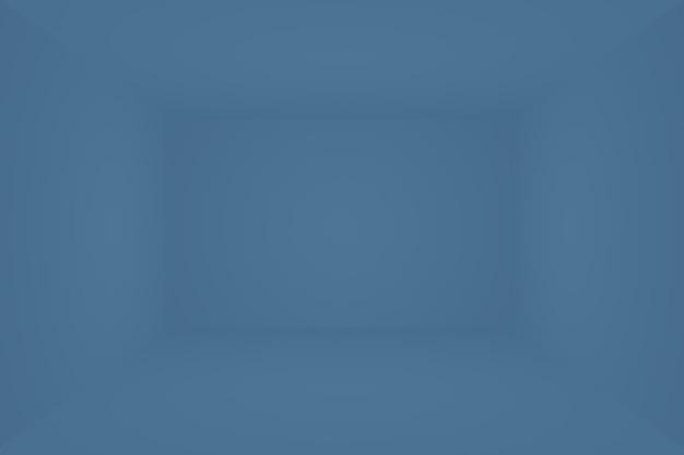 Astratto sfondo blu sfumato di lusso