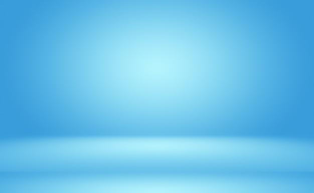 추상 럭셔리 그라데이션 블루.