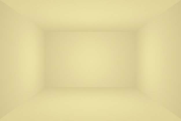 Abstract luxury light cream beige brown like cotton silk texture background. 3d studio room.