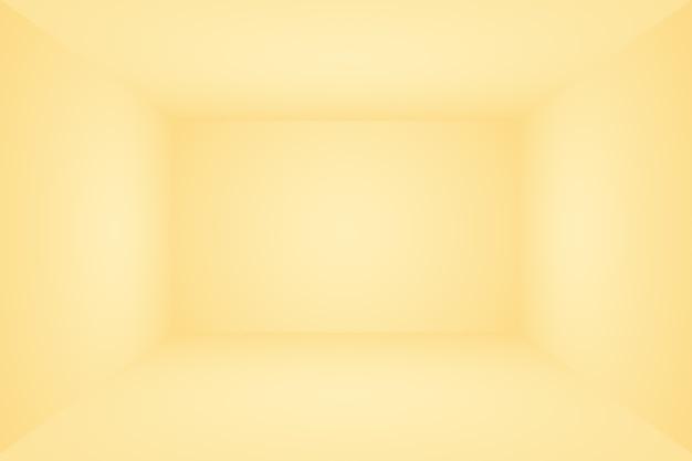 Abstract luxury light cream beige brown like cotton silk texture pattern background. 3d studio room. Premium Photo