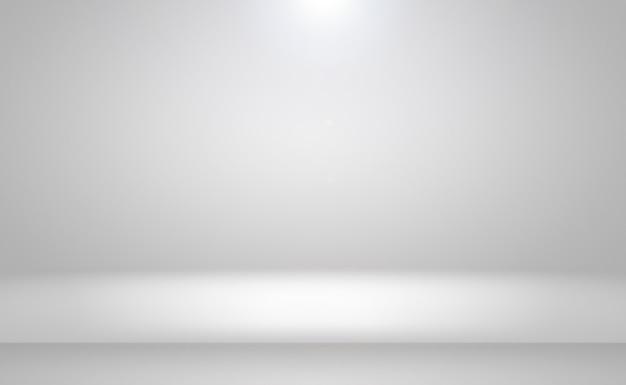 あなたのpを表示するための背景スタジオの壁として使用される抽象的な豪華なプレーンブラーグレーと黒のグラデーション...