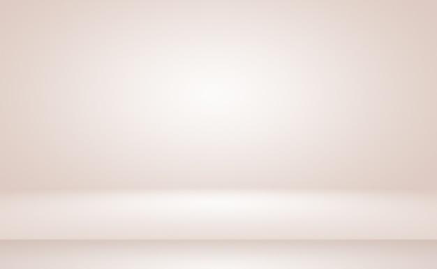 Абстрактное роскошное простое размытие серого и черного градиента, используемое в качестве фоновой студийной стены для отображения ваших продуктов.
