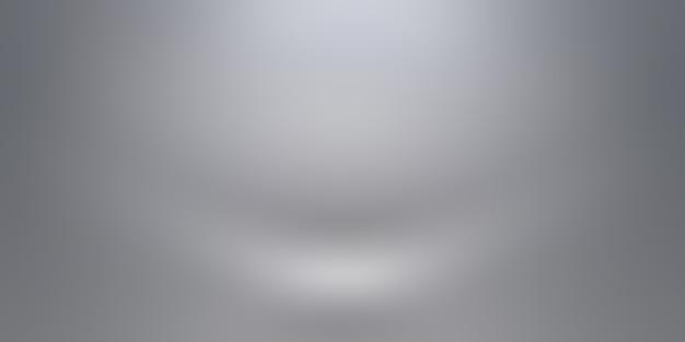 Sfumatura astratta di lusso pianura sfumatura grigia e nera, utilizzata come parete dello studio di sfondo per visualizzare i tuoi prodotti.