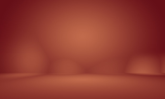 추상 럭셔리 부드러운 빨간색 배경 크리스마스 발렌타인 레이아웃 디자인, 스튜디오, 룸, 웹 템플릿, 부드러운 원 그라데이션 색상으로 비즈니스 보고서.