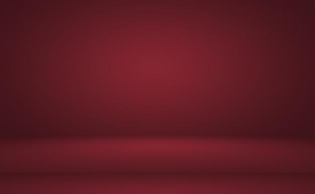 Абстрактный роскошный мягкий красный фон рождественские валентинки дизайн макета веб-шаблон студии ...