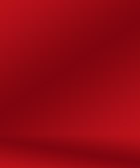 Astratto lusso morbido sfondo rosso natale san valentino layout designstudioroom modello web busine...