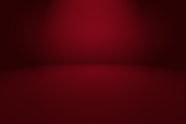Abstract luxury soft red background  layout design,studio,room. business report with smooth circle gradient color.