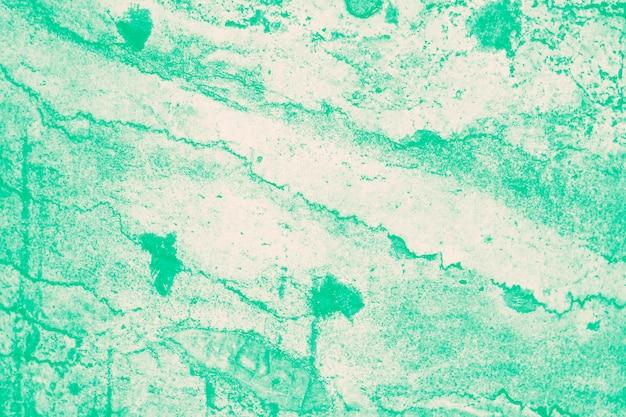Абстрактный мраморный фон в мятно-зеленом цвете