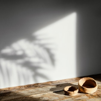 Abstract minimal concept indoors shadows