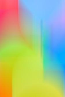異なる色の抽象的な混合背景をクローズアップ