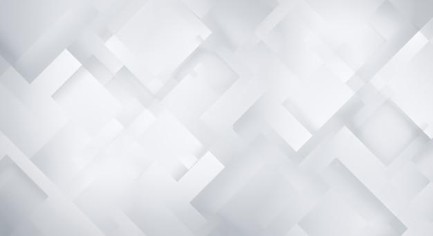 Абстрактный современный фон с белыми линиями и формами