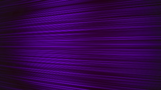 Abstract motion lines with noise in 80s style, retro background. elegant and luxury dynamic game 3d illustration style