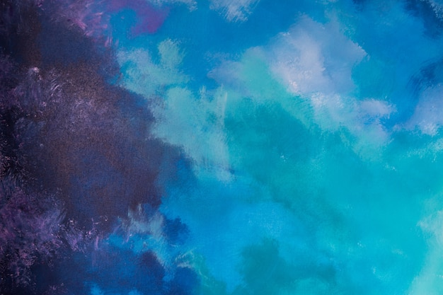 抽象的なマルチカラーカラフルな壁の背景