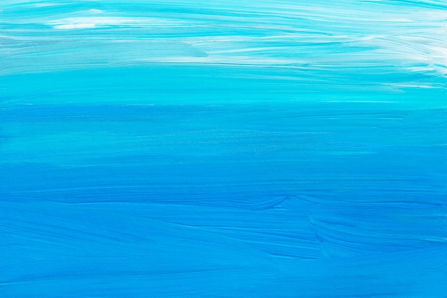 Абстрактный разноцветный фон, синий, бирюзовый и белое масло произведения искусства