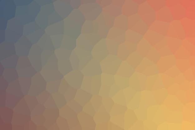 トレンディな色2020の抽象的な色とりどりのグラデーションセルの背景図。