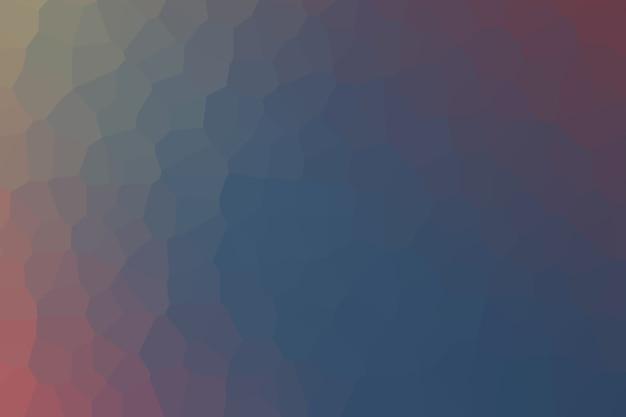 トレンディな色2020の抽象的な多色グラデーションセルの背景。