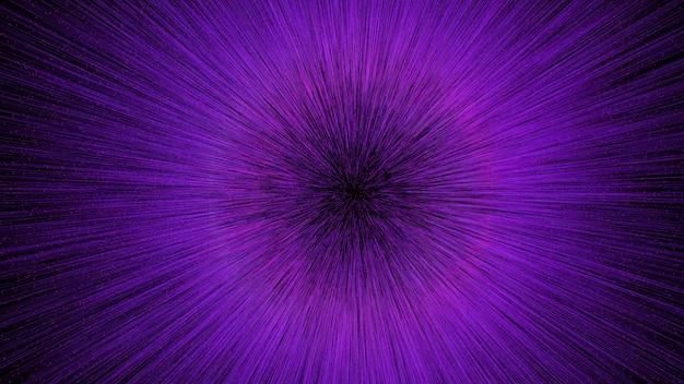 Фон абстрактный неоновый взрыв
