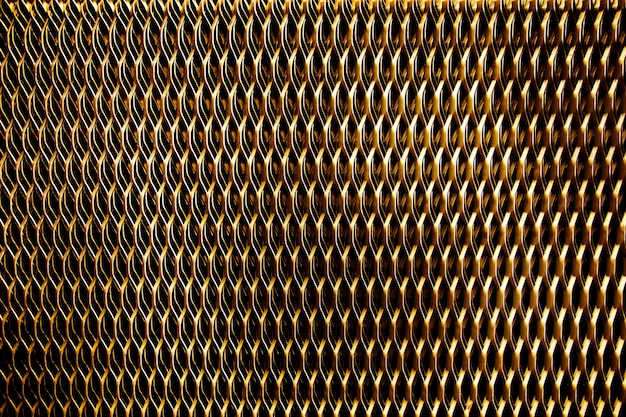 背景の抽象的なネットゴールデンパターン