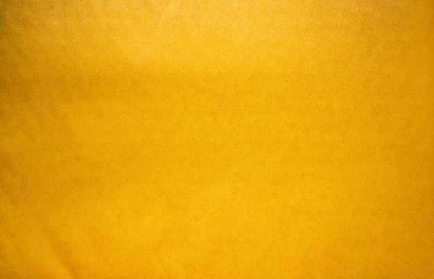 Abstract old yellow paper texture background