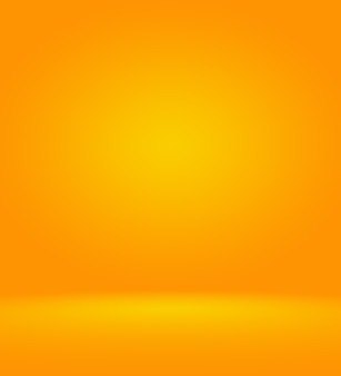 Abstract orange background layout design,studio,room