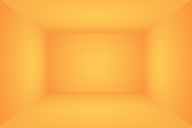 부드러운 원 g 추상 오렌지 배경 레이아웃 designstudioroom 웹 템플릿 비즈니스 보고서 ...