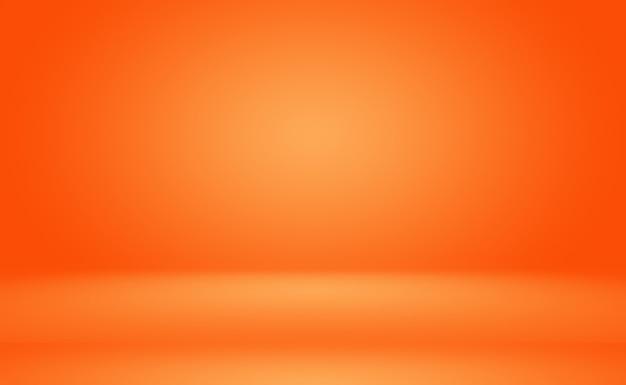 滑らかな円gと抽象的なオレンジ色の背景レイアウトdesignstudioroomウェブテンプレートビジネスレポート...
