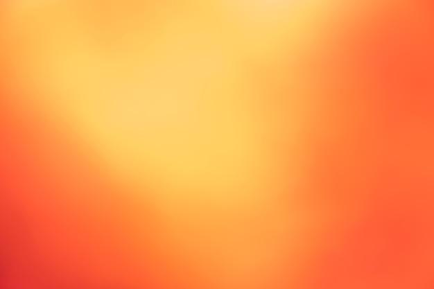 背景の抽象的なオレンジ色の壁紙。