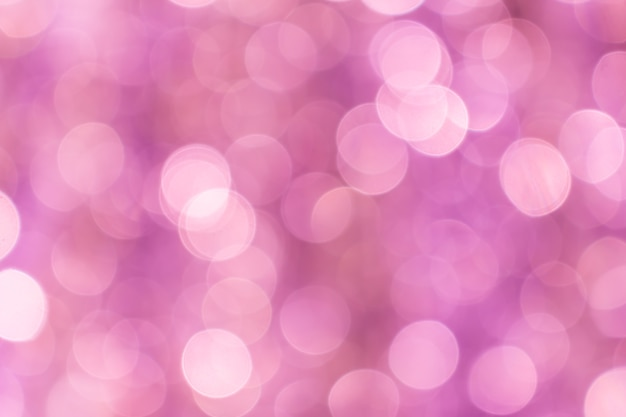 Abstract orange,white and pink silver bokeh background with texture