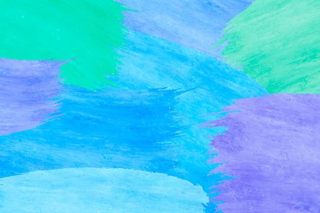추상 페인트 파란색 배경입니다.