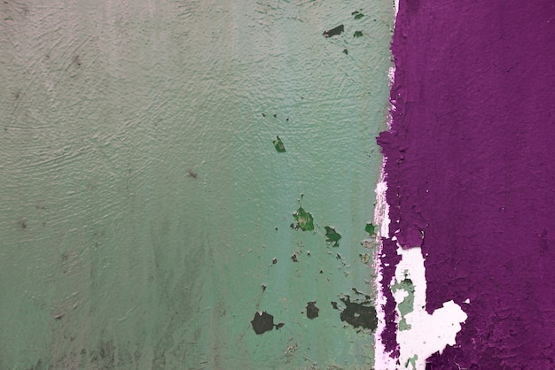 Abstract painted wall background