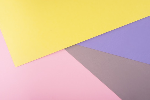 추상 종이 화려한 배경, 파스텔 벽지에 대 한 크리 에이 티브 디자인입니다.