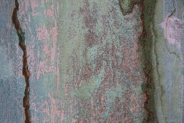Абстрактная часть старой кирпичной стены с разрушенной штукатуркой для винтажного фона и обоев в стиле сепия