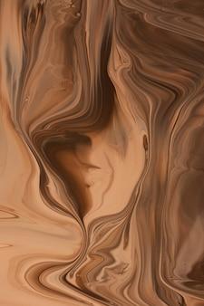 Абстрактный пастельный фон. составьте концепцию. красивые пятна жидких лаков для ногтей. жидкое искусство, техника заливки. хорош в качестве цифрового декора или обоев для телефона, копировального пространства. вертикальная фотография.