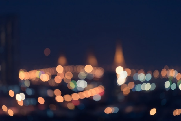 Abstract pastel bokeh blurred background