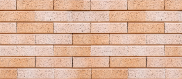 Abstract pastel brick wall texture background.