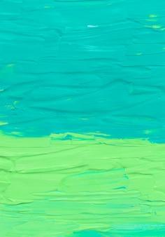 Абстрактный пастельный зеленый и изумрудный фон Premium Фотографии