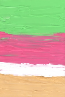 Абстрактный пастельный зеленый желтый розовый и белый фон
