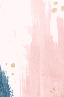 Abstract pastel memphis patterned background