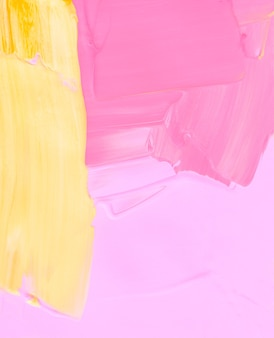 Абстрактный пастельный розовый и желтый фон
