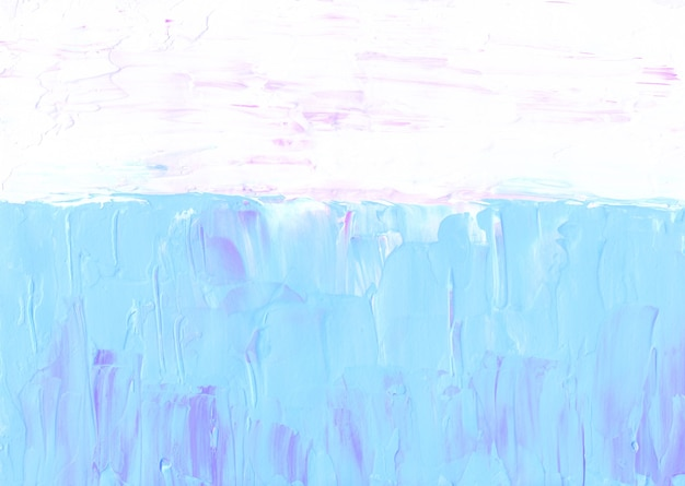 Abstract pastel pink, blue and white background