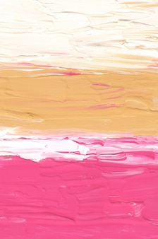 Абстрактный пастельный розовый желтый и белый фон