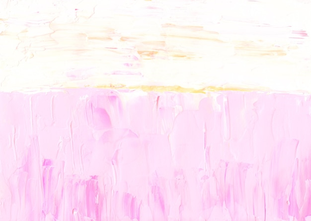 Abstract pastel pink, yellow and white textured background