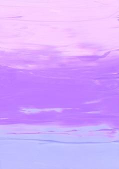 Абстрактный пастельный фиолетовый, розовый и синий фон ombre