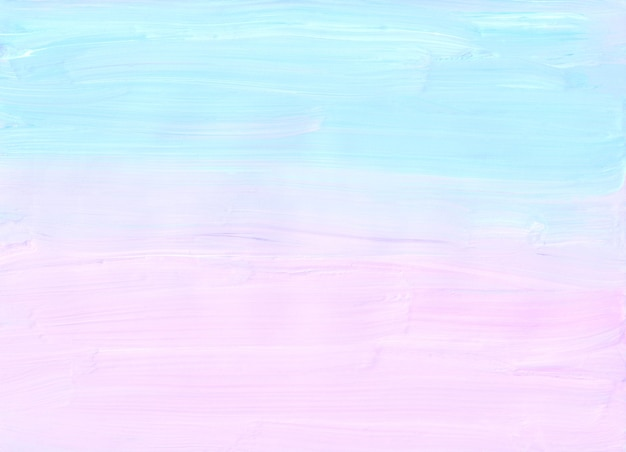 Abstract pastel soft pink and blue background
