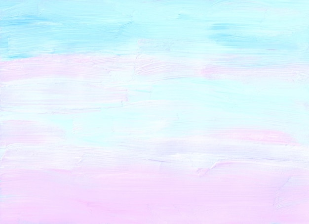 Abstract pastel soft pink, blue and white background