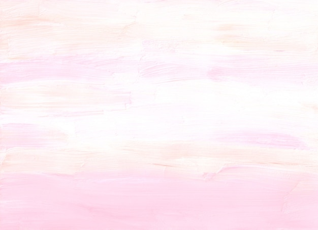 Abstract pastel soft pink, cream and white background