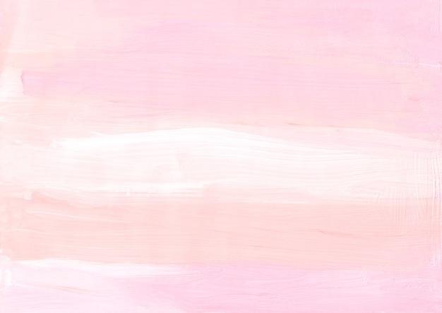 Абстрактный пастельный мягкий розовый, персиковый и белый фон