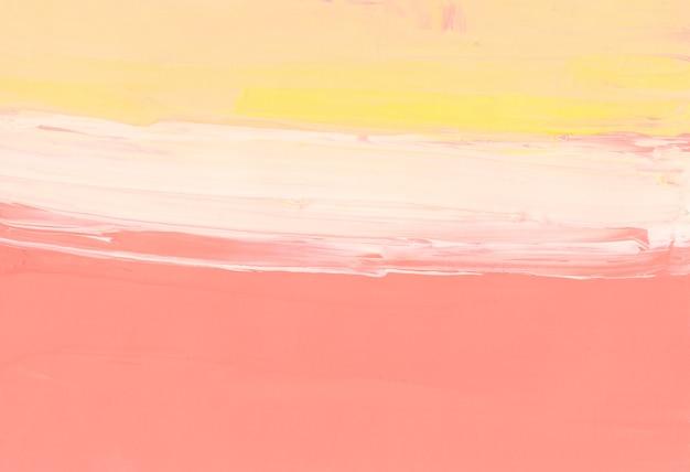 Абстрактный пастельный желтый, персиковый и белый фон