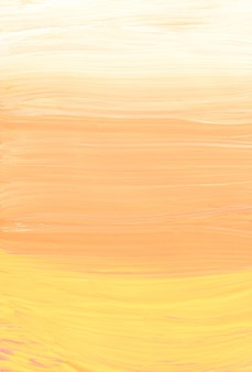 Abstract pastel yellow peach and white gradient background